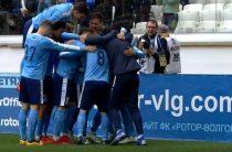 Волгоградский «Ротор» обыграл «Мордовию» в матче 16-го тура первенства ФНЛ 2019/2020