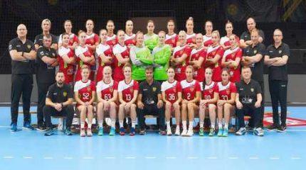 Расширенный состав сборной России на женский чемпионат Европы 2020 по гандболу в Дании