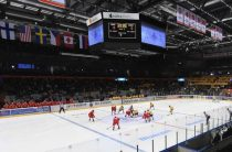 Матчем Швеция-Россия 1 мая стартует заключительный этап хоккейного Евротура 2018/2019