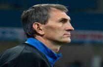 Главный тренер волгоградского «Ротора» Игорь Меньщиков покинул свой пост