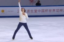 Китайский фигурист Боян Цзинь стал победителем 4-го этапа Гран-при 2019 в мужском одиночном катании