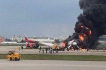 «Коммерсантъ»: ошибочные действия пилотов стали причиной крушения самолета SSJ-100, разбившегося 5 мая в Шереметьево