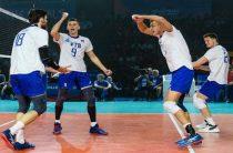 Волейболисты сборной России обыграли Иран в матче олимпийской квалификации, завоевав путевку на ОИ 2020