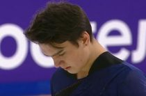 Макар Игнатов выиграл короткую программу у мужчин на чемпионате России по фигурному катанию в Красноярске