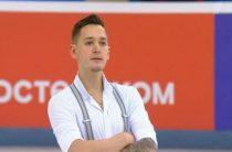 Максим Ковтун лидирует после короткой программы у мужчин на чемпионате России 2019 по фигурному катанию