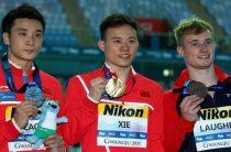 Медальный зачет ЧМ 2019 по водным видам спорта по результатам соревнований 18 июля. Китай лидирует, Россия-вторая