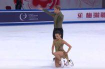 Мэдисон Чок и Эван Бейтс выиграли чемпионат четырех континентов 2020 в соревнованиях танцевальных дуэтов