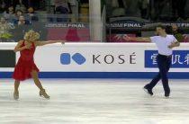 Американские фигуристы Хаббелл и Донохью выиграли ритм-танец на чемпионате четырех континентов 2020
