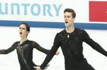 Российская пара Забияко/Энберт стала второй в произвольной программе на командном ЧМ 2019 в Японии