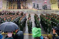 Две репетиции парада Победы 2018 пройдут в Волгограде на площади Павших Борцов 3 и 5 мая