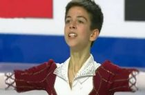 Петр Гуменник лидирует после короткой программы у юношей на юниорском чемпионате России по фигурному катанию