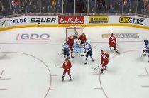 Молодежная сборная России проиграла американцам в полуфинале МЧМ 2019 по хоккею