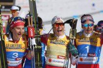 Российская лыжница Наталья Непряева завоевала бронзу чемпионата мира 2019 в скиатлоне
