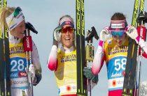 Норвежская лыжница Терезе Йохауг завоевала золото в женской индивидуальной гонке на чемпионате мира 2019