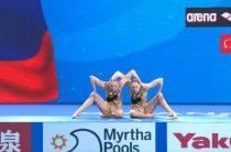 Итоговый медальный зачет чемпионата мира 2019 по водным видам спорта в Южной Корее