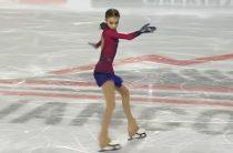 Анна Щербакова завоевала золото чемпионата России 2019 по фигурному катанию в Саранске