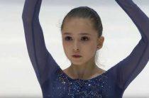 Российская фигуристка Камила Валиева с мировым рекордом выиграла короткую программу у девушек на ЮЧМ 2020