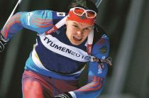 Матвей Елисеев стал победителем мужского спринта 28 марта на чемпионате России 2019 по биатлону