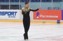 Максим Ковтун завоевал золото чемпионата России 2019 по фигурному катанию в Саранске