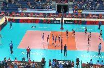 Волейболисты сборной России, проиграв сборной Словении, не сумели выйти в полуфинал чемпионата Европы 2019