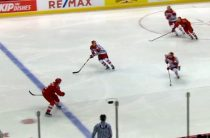 Сборная России с победы над Данией стартовала в молодежном чемпионате мира 2019 по хоккею
