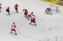 На ЧМ 2019 по хоккею определились шесть четвертьфиналистов. Результаты матчей 19 мая, турнирные таблицы групп