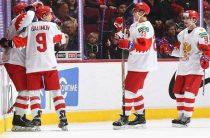 Молодежная сборная России одержала волевую победу над Швейцарией в матчи МЧМ 2019 по хоккею