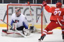Хоккеисты сборной России обыграли сборную США и вышли в финал юниорского чемпионата мира 2019