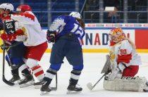 Женская сборная России уступила сборной США в заключительном матче группового этапа ЧМ 2019 по хоккею