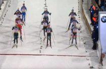Смешанной эстафетой 18 февраля в Солт-Лейк-Сити завершится восьмой этап Кубка мира по биатлону 2018/2019