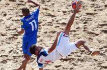 Объявлен состав сборной России по пляжному футболу на 5-й этап Евролиги 2018 в Германии