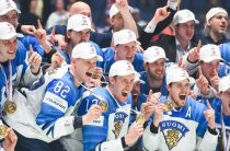 Сборная Финляндии обыграла сборную Канады в финале чемпионата мира 2019 по хоккею