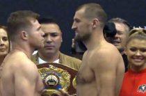 Бой Сергея Ковалева и Сауля Альвареса пройдет в Лас-Вегасе в ночь со 2 на 3 ноября