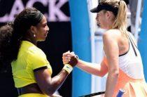 Мария Шарапова не сумела выйти во второй круг US Open 2019, уступив Серене Уильямс