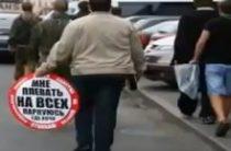 На активиста с наклейкой «Паркуюсь, где хочу» было возбуждено уголовное дело в Петрозаводске