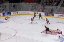 Сборная России по хоккею по итогам первого этапа Евротура, Кубка Карьяла, заняла третье место