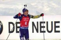 Украинский биатлонист Дмитрий Пидручный завоевал золото в мужской гонке преследования 10 марта на ЧМ 2019