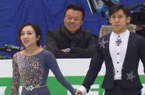 Финал серии Гран-при 2020 по фигурному катанию в Пекине отложен на неопределенный срок