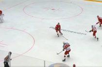 Хоккеисты ЦСКА, обыграв подольский «Витязь», вышли во второй раунд плей-офф Кубка Гагарина 2019