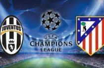 «Ювентус» и «Атлетико» 12 марта сыграют в ответном матче 1/8 финала Лиги чемпионов 2018/2019