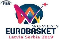 Матч Россия-Италия 1/8 финала женского чемпионата Европы 2019 по баскетболу пройдет 2 июля